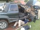 Rapaz é preso em Campo Grande com carro roubado em Brasília