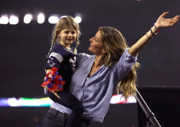 Gisele e Vivian Lake (Foto: Getty Images)