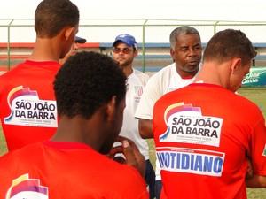 São João da Barra se reapresenta nesta terça-feira (Foto: Fabio Menezes-ASCOM ECSJB)