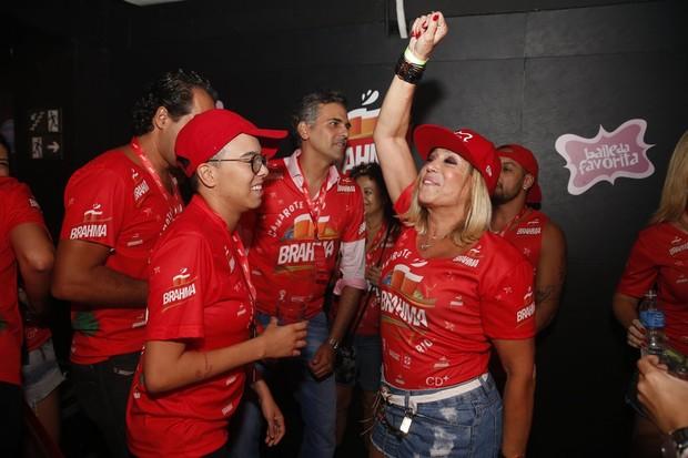 Maria Gadu e Susana Vieira (Foto: Felipe Panfili/ Ag. News)