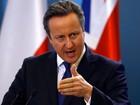 Crise de segurança tornou reformas na UE mais importantes, diz Cameron