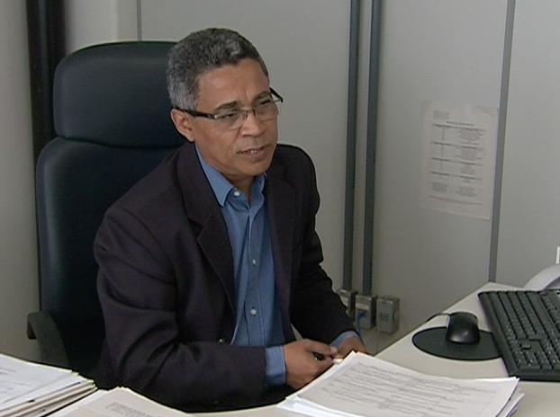 Francisco Reginaldo, auditor fiscal do Trabalho do MTE em Caruaru (Foto: Reprodução/ TV Asa Branca)