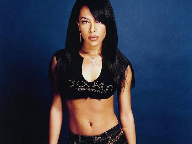 Aaliyah (Foto: Divulgação)