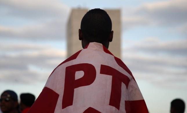 PT- base política diminui após boom na era Lula (Foto: Andre Coelho / Agência O Globo)