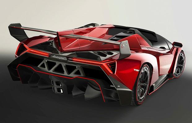 Lamborghini Veneno Roadster (Foto: Lamborghini)