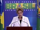 Sem citar nomes, Dilma acusa Temer e Cunha de traição e conspiração