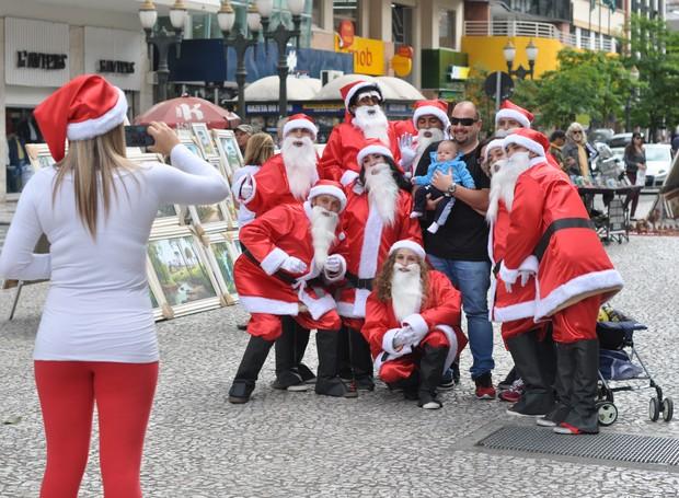 Natal é tempo de solidariedade (Foto: Lorena Lenara/RPC TV)