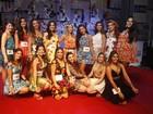 Conheça as semifinalistas do 'Beleza Nordestina' 2016