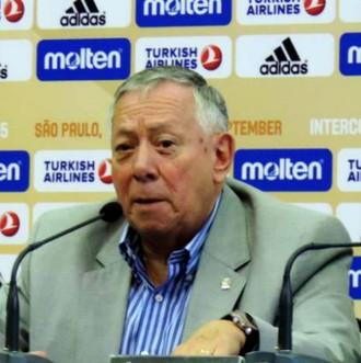 Alberto García, Fiba Américas, Copa Intercontinental, Basquete (Foto: Marcus Vinícius Souza)