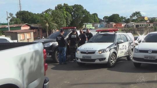 Polícia cumpre 28 mandados em operação contra tráfico no Amazonas