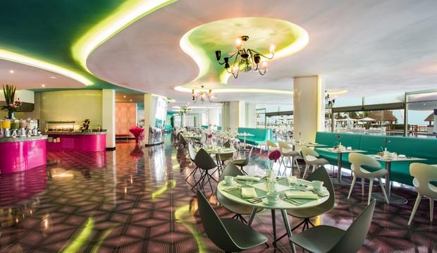 Restaurante Rain (Foto: Divulgação/Temptation Hotel)