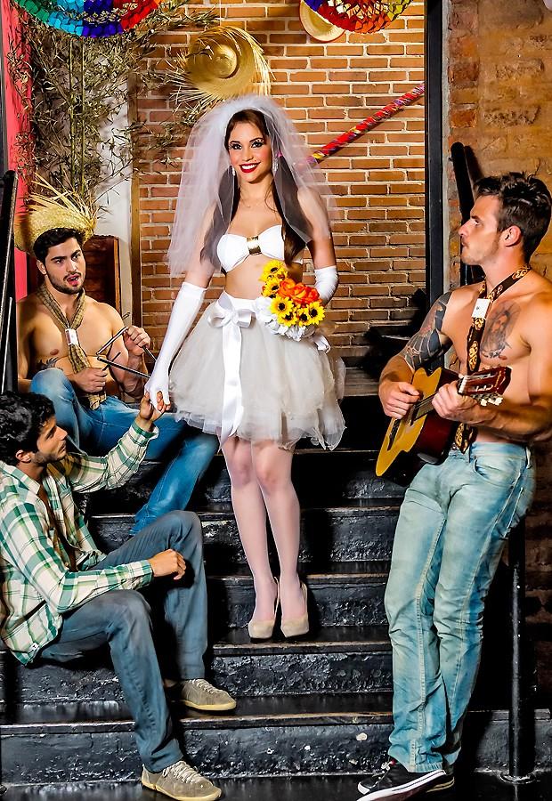 Maria (Foto: Fábio Cordeiro)