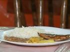Preços de componentes do prato feito sobem mais que a inflação
