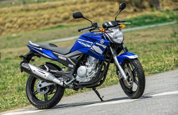 Yamaha Fazer 250 Racing Blue (Foto: Divulgação)