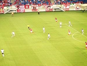 América-RN x Santa Cruz-RN - Arena das Dunas (Foto: Divulgação/Arena das Dunas)