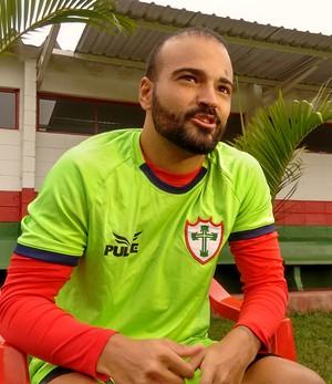 Bruno Rios Portuguesa (Foto: Yan Resende)