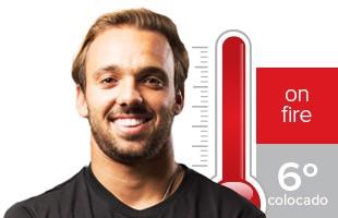Caio Ibelli termômetro rio pro (Foto: GloboEsporte.com)