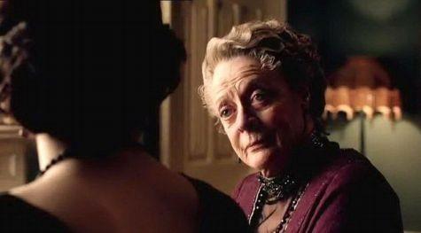 Cena da nova temporada de 'Downton Abbey' (Foto: Reprodução)