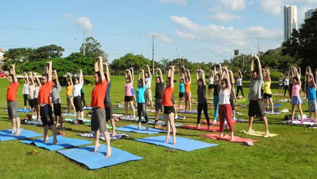 Para participar só é necessário disposição (Foto: Divulgação/ RPC)