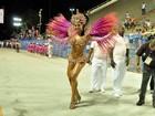 Veja as musas que desfilaram no grupo de acesso no Rio, nesta sexta-feira, 8