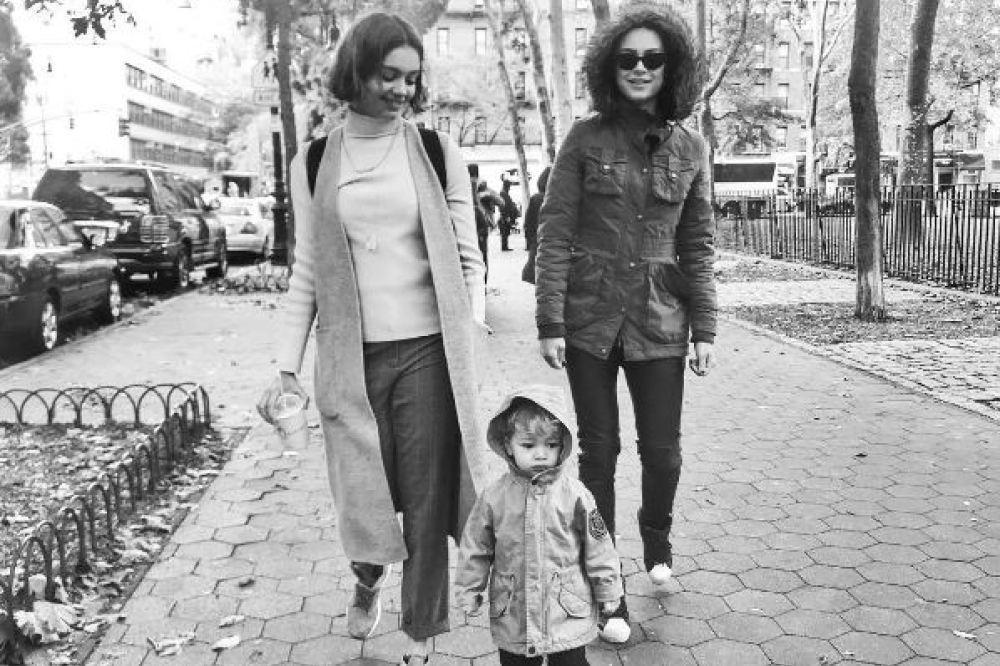 Sophie Charlotte, Thaila Ayala e Otto (Foto: Reprodução/Instagram)