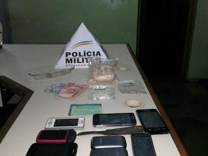 operação pontal ituiutaba (Foto: PM/Divulgação)