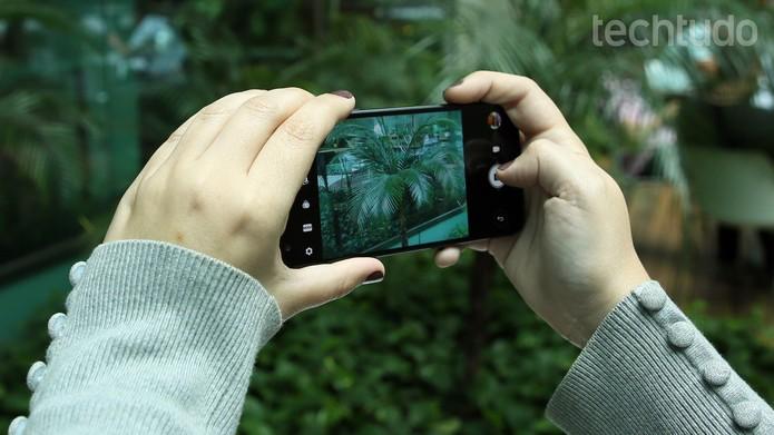 LG Q6 Plus (Foto: Aline Batista/TechTudo)