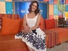 Carol Castro fala sobre casório com Raphael Sander: 'Tem que oficializar'