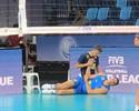 Campeão mundial e vice olímpico, Sidão é cortado da seleção