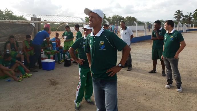 Resultado de imagem para Joecio Barbosa treinador