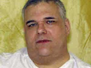 Ronald Post pesa 218 quilos e quer sua execução seja adiada devido a seu peso (Foto: AP)