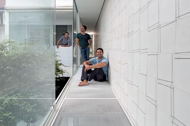 Soluções da arquitetura (Foto: André Klotz)