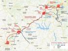 Projeto de trem Brasília-Goiânia prevê viagem em 95 minutos por R$ 60