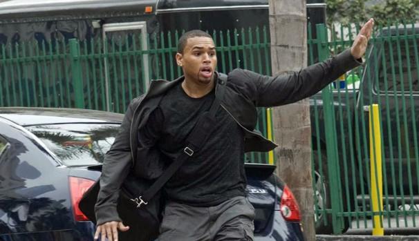 Chris Brown é Jesse Attica em 'Ladrões' (2010) (Foto: Divulgação/Reprodução)