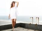 Kelly Key posa para ensaio de moda em clima de réveillon e mostra looks para a festa da virada