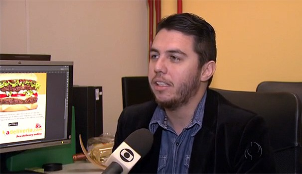 Bom Dia Paraná Incubadora (Foto: Reprodução/ RPC TV)