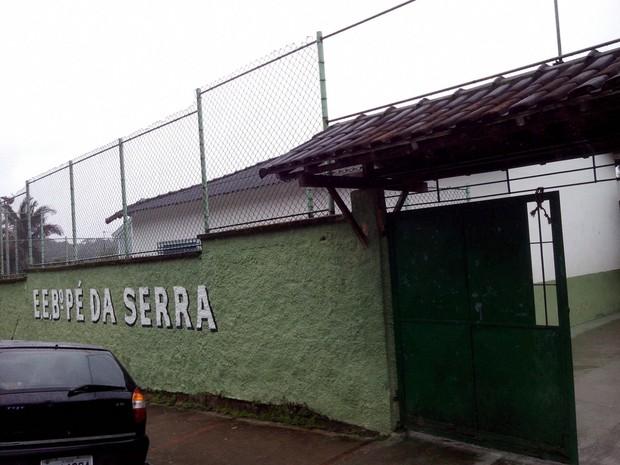 Escola Pé de Serra será fechada em Iguape (Foto: Leyla Raquel Davies/Arquivo Pessoal)