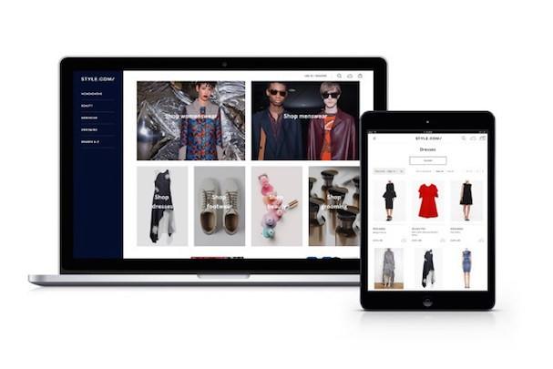 Novo Style.com (Foto: Reprodução)