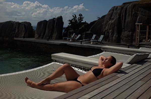 Ashley Graham (Foto: Reprodução / Instagram)