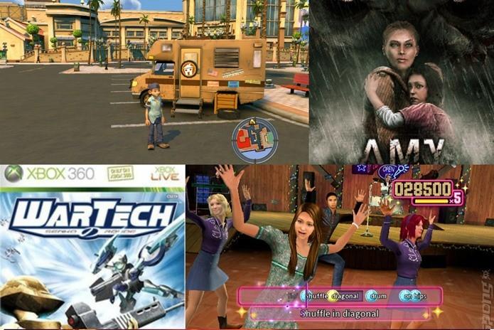 Conheça os piores jogos do Xbox 360 (Foto: Montagem  / Dario Coutinho)