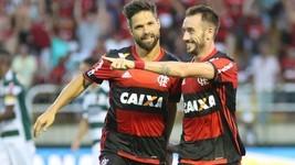 Flamengo goleia, avança e pega Vasco na semi (Gilvan de Souza)