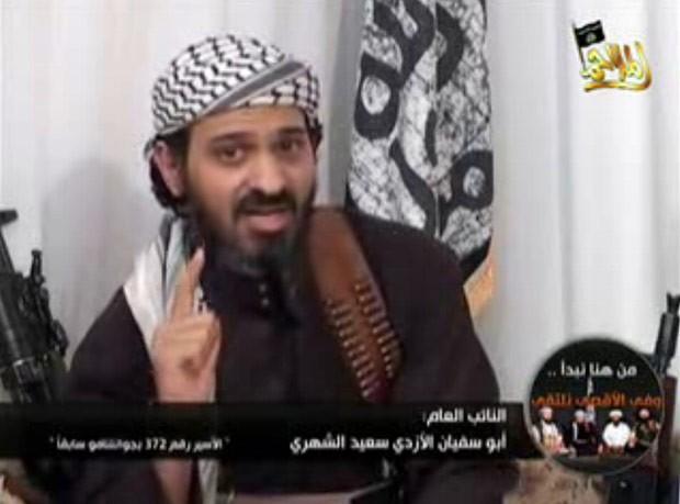 Said Ali al-Shehri (Foto: AFP)