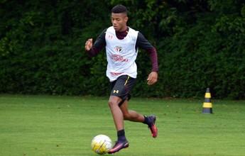 São Paulo faz missa para Caramelo antes de treino para definição do time