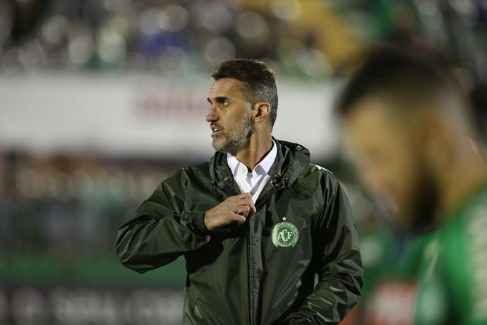 Vagner Mancini (Foto: Sirli Freitas/Chapecoense)