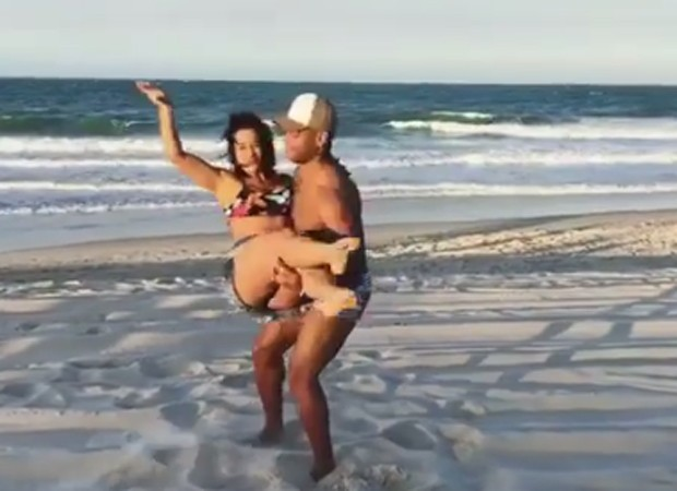 Scheila Carvalho e Tony Salles (Foto: Reprodução/Instagram)