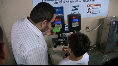 JPB2JP: Estudantes se apressam para fazer cadastramento biométrico