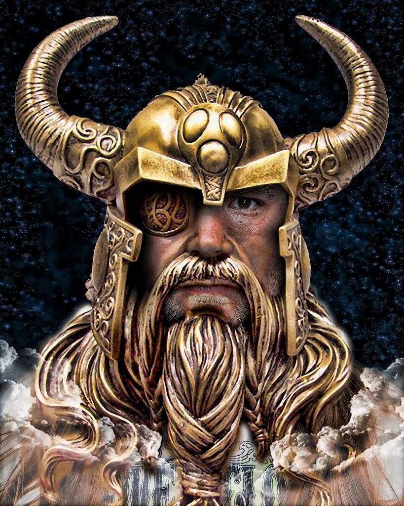 Odin, deus dos deuses nórdicos (Foto:  Flickr / Bart (cayusa))