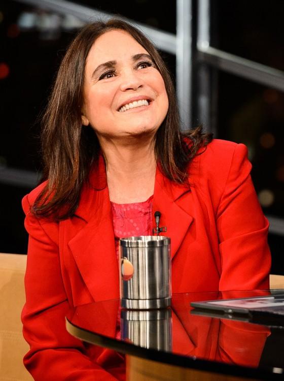 Regina Duarte (Foto: Ramon Vasconcelos/ TV Globo)