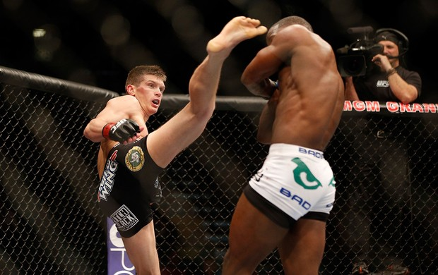 UFC 160 Stephen Thompson; Nah-Shon Burrell (Foto: Getty Images)
