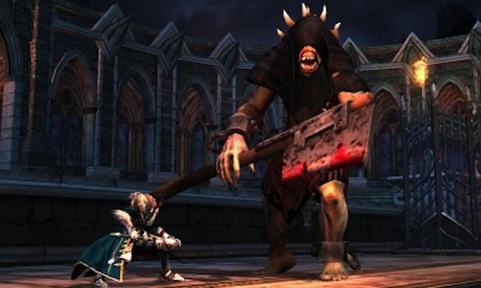Castlevania Lords of Shadow Mirror of Fate HD (Foto: Divulgação/Konami)